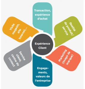 expérience client transition digitale nantes