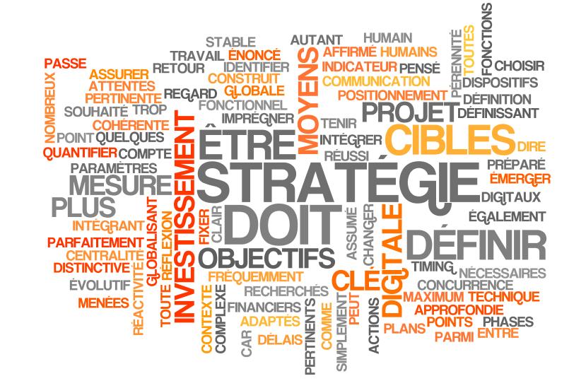 Quelle stratégie digitale pour mon entreprise ?
